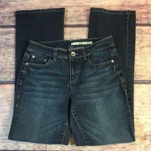 Dkny Jeans Women's Size 6 Dark Wash Boot Cut
